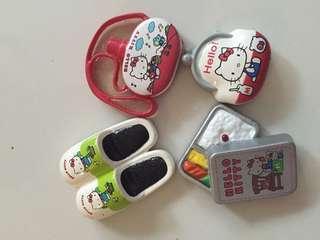 絶版(2005)Hello Kitty 小文具磁石