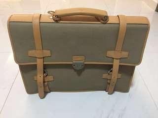 Toscano Brief Case (with sling)
