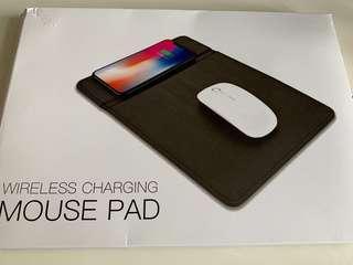 全新兩用電話無線充電滑鼠墊Mouse Pad(🈹️)