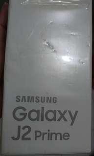 Samsung J2 Prime Silver