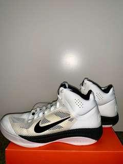 Nike Zoom Hyperfuse White/Black