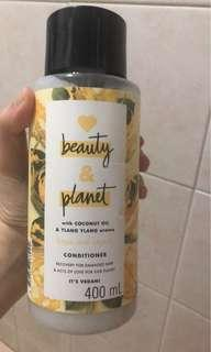 🚚 Just my honest review of this Love Beauty and Planet Conditioner