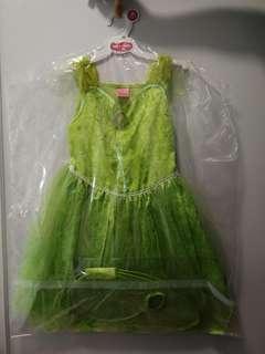 迪士尼小仙子裙子