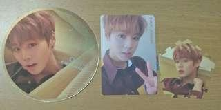 WTS Wanna One Official I Promise You Jihoon Set