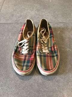 Vans Shoes Checkered
