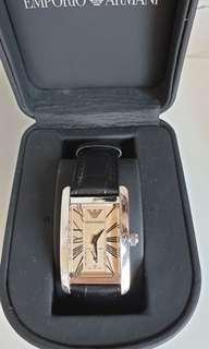 🚚 ARMANI 阿瑪尼經典系列石英女士錶