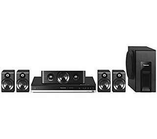 Panasonic SA BTT40S blu ray 5.1 3D surround sound system