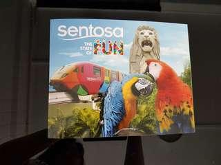 🚚 Sentosa photo cover holder