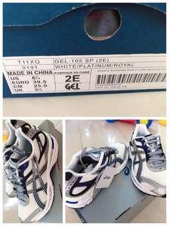 ASICS sport shoes T11XQ Gel-105 SP white/platinum/royal