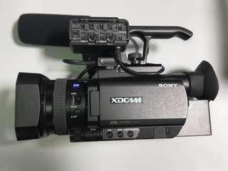 4k Sony PXW X70