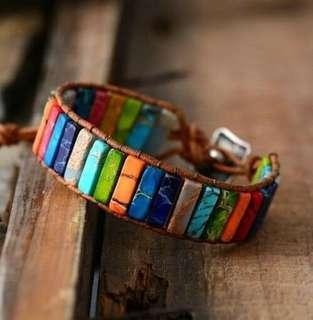Chakra Positivity Bracelet