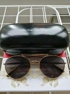 Linda Farrow vs Isabel Marant Aviator Sunglasses 100% Original