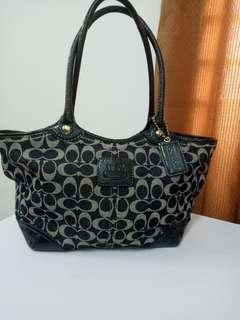 Coach Tote Bag...original....bundle item