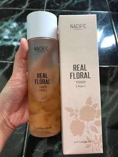 Natural Pasific Real Floral Toner Rose