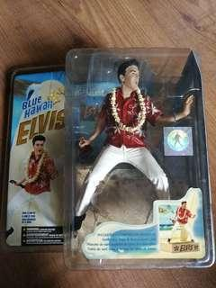 🚚 Blue Hawaii Elvis