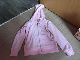 Authentic Juicy Couture Pink Jacket for Girls