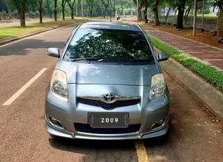Toyota YARIS S limited 1.5 At 2009 UM 9.9 jt aja