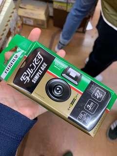 富士即棄 菲林相機📷
