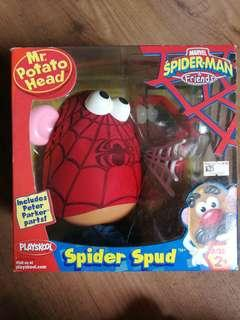 🚚 Mr Potato Head_ spiderman