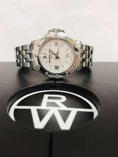 Raymond Weil Mother of Pearl 8 diamond bracelet watch(W0630)