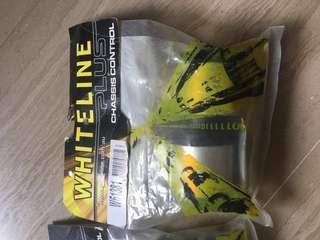 Whiteline handling tuning