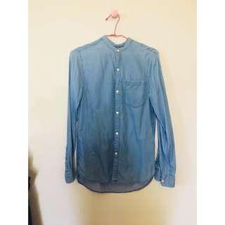 🚚 H&M 中山領襯衫