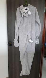 Onesie - Husky design size XS good quality