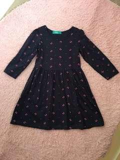 BN Sweet Bow Dress for Girl