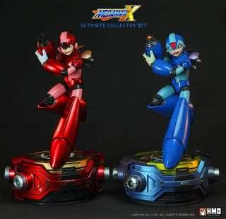 HMO Mega Man X Ultimate Set #01/50
