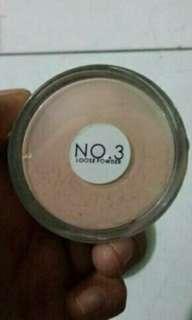 Loose powder #dibuangsayang focallure no 3, 75%