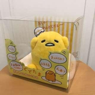 蛋黃哥 震動錄音公仔(全新)