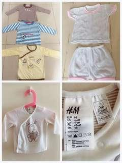 Baby TOP Long sleeve netting cloth H&M sweater
