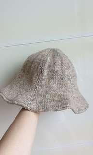 🚚 混色編織帽