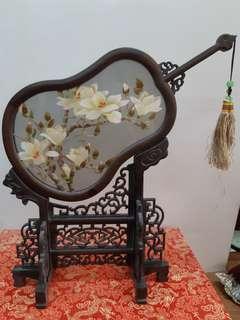 繡花裝飾藝品
