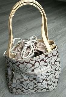🚚 String Inner Handbag