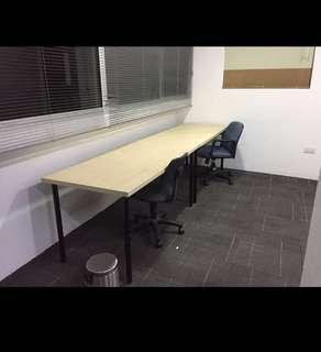 🚚 Moving out clearance - 3 x Linnmon ikea table