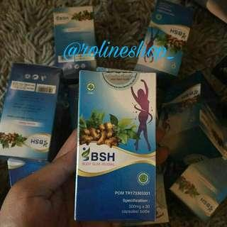 Pelangsing body slim herbal BSH