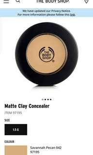 The body shop Concealer