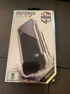 Iphone XR Defense Clear+ 原裝保護套
