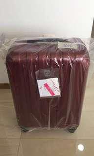 Authentic Delsey Medium Luggage