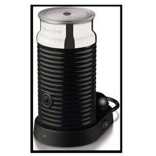 Nespresso Milk Frother Black