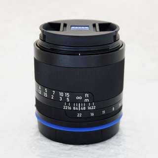 Zeiss 50mm f2 LOXIA for SONY E mount with box packaging