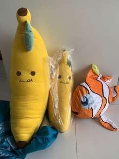 🚚 Bananas and nemo