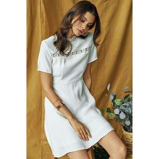 BNWT TCL Rein Crochet Dress