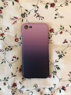 漸變紫色iPhone 6/7 case