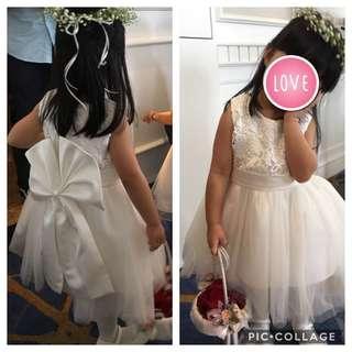 🚚 Flower Girl Princess Dress