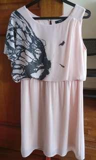 🚚 Pink dress #dressforsuccess30
