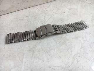 20mm Shark Mesh Bracelet