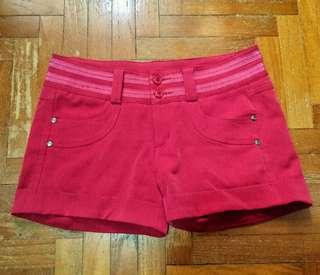 Oxley Cuffed Shorts
