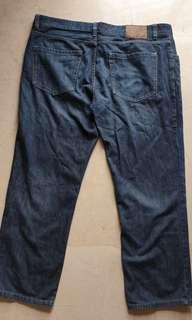 North Coast Blue jeans US size 40  length 20